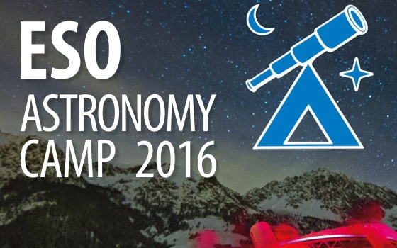 ESO Astronomy Camp 2016