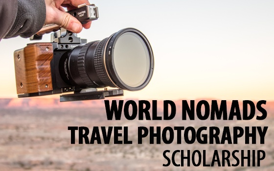 World Nomads Travel Photography Scholarship