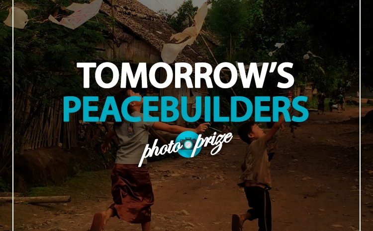 Tomorrow's Peacebuilders: Photo Prize