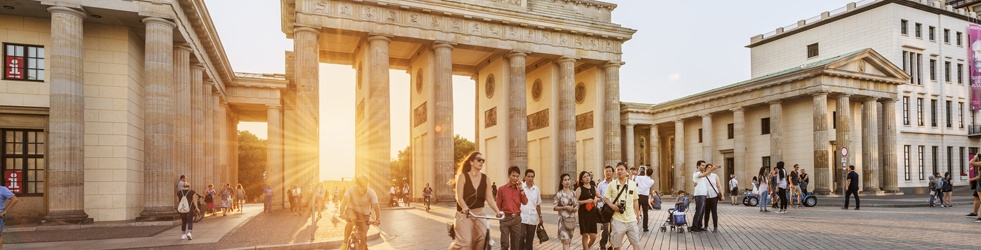 German Chancellor Fellowship for Tomorrow's Leaders