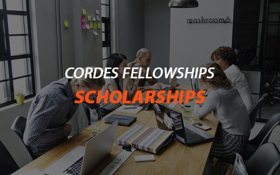 Cordes Fellowships Scholarships