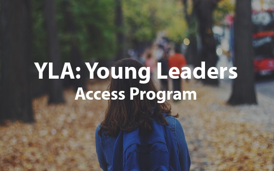 YLA: Young Leaders Access Program