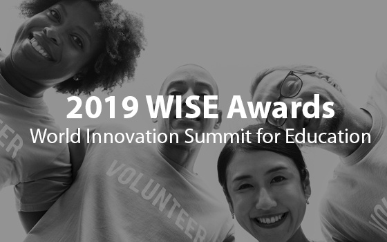 2019 WISE Awards (World Innovation Summit for Education)
