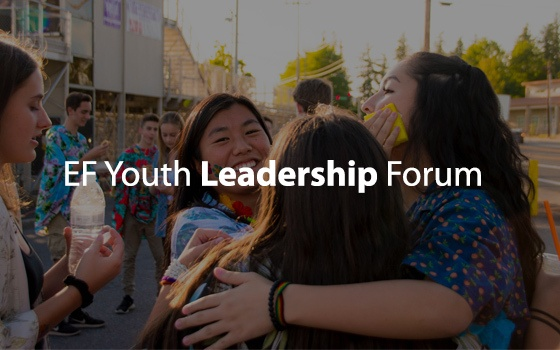 EF Youth Leadership Forum