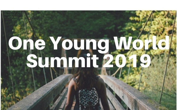 Bolsas para o One Young World Summit 2019