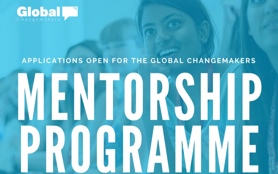 GLOBAL CHANGEMAKERS MENTORSHIP PROGRAM