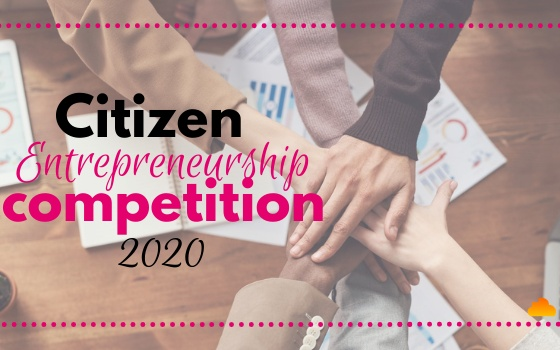 Citizen Entrepreneurship Competition 2020