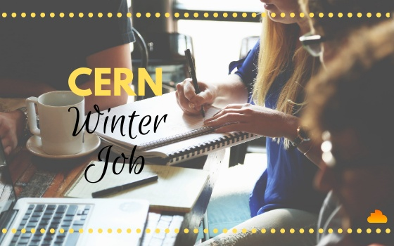 CERN Winter Job