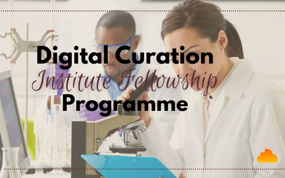 Digital Curation Institute Fellowship Programme 2021-2022